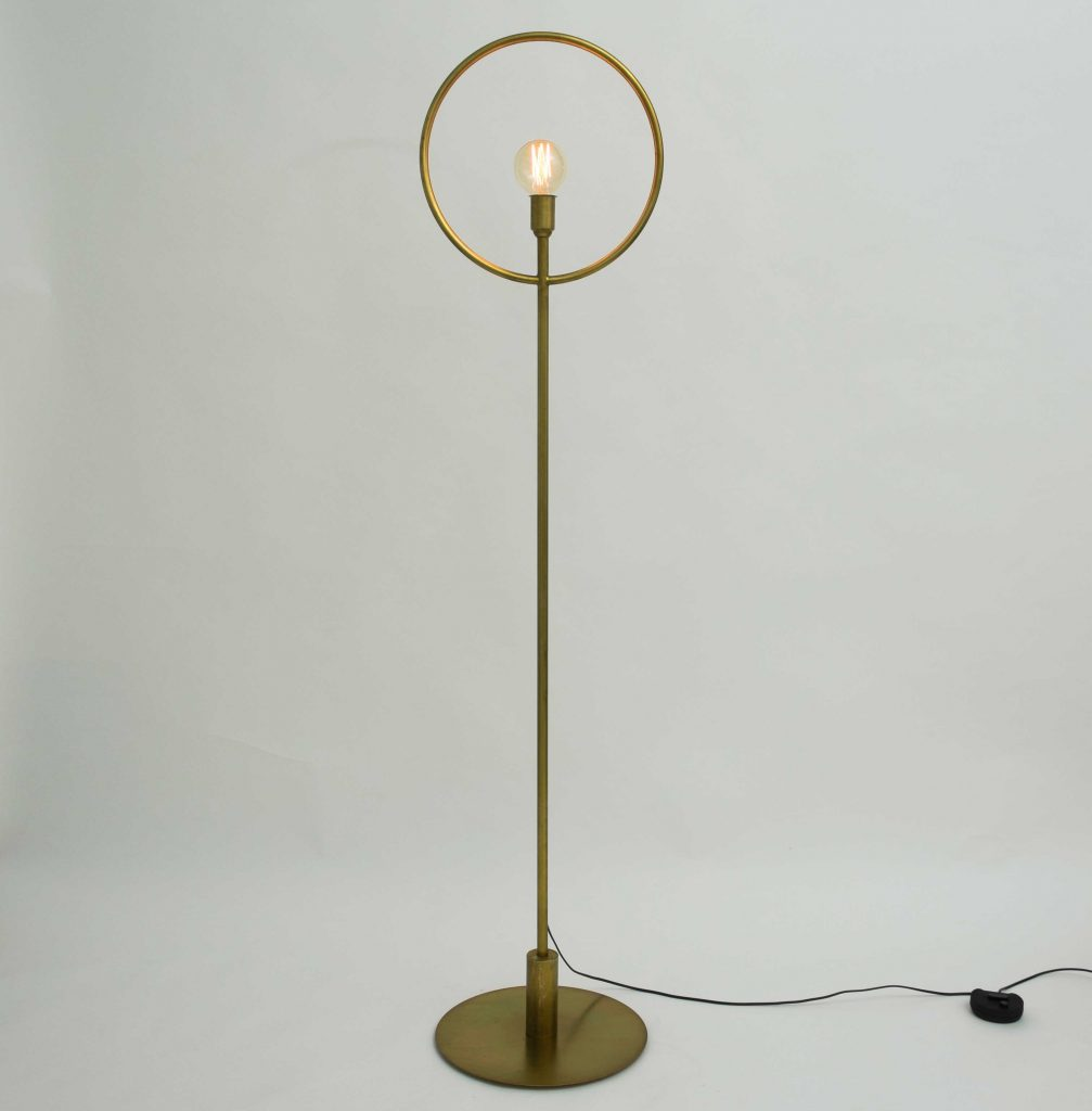 lampara vintage modelo sun