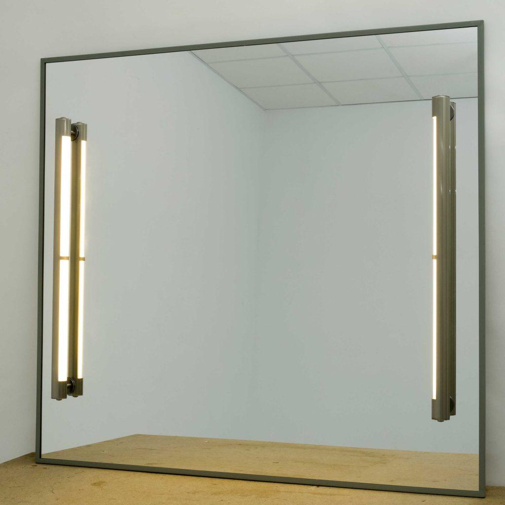 Espejo con iluminación LED gran tamaño