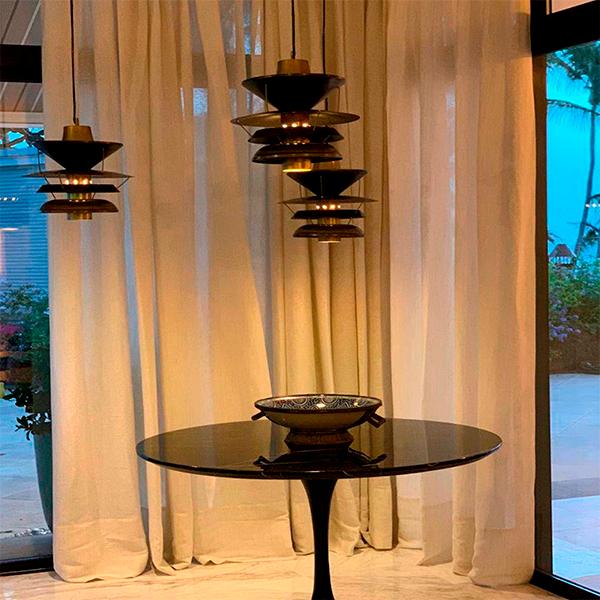 decoracion nordica lamparas