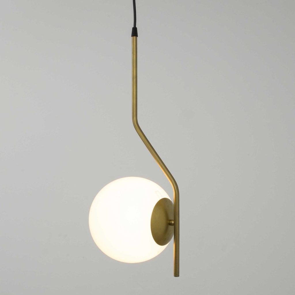 lampara vintage de techo brandon