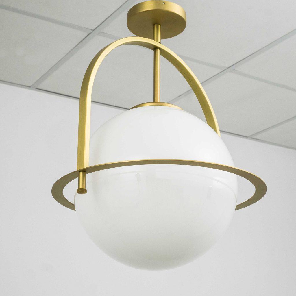 lampara de techo vintage camden